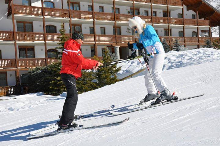 winter ride school private lessons